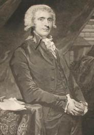 Portrait of Lord Thomas Erskine
