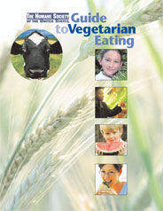 HSUS Guide to Vegetarian Eating