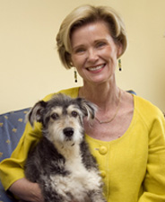 Robin Starr, CEO of the Richmond SPCA