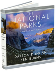 The National Parks: America's Best Idea by Dayton Duncan