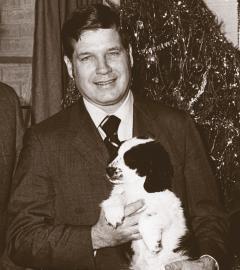 John Hoyt, former HSUS president