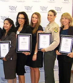 Wildlife law enforcement agents and prosecutors receive Humane Law Enforcement Awards from The Humane Society of the United States