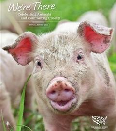2012 HSUS Annual Report