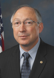 U.S. Sen. Ken Salazar of Colorado, the next Interior Secretary